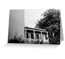 French Quarter one Greeting Card