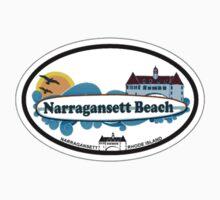 Narragansett - Rhode Island. by America Roadside.