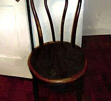 Throne Abandoned by RC deWinter
