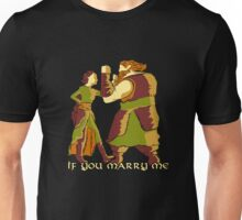 How to train your dragon 2 - If you marry me  Unisex T-Shirt