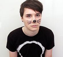 Dan Howell (Old) Twitter Icon by phan trashno1