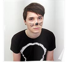 Dan Howell (Old) Twitter Icon Poster
