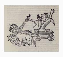Hic Codex Auienii Continent Epigrama Astronomy Rufius Festivus Avenius 1488 Astronomy Illustrations 0146 Constellations Kids Tee