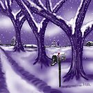 """Winter Whisper"" by Steve Farr"
