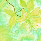 Sun Magnolia by Rebecca Tripp