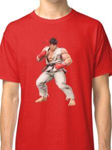 Ryu Smash 4 Classic T-Shirt