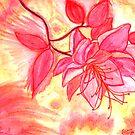 Fire Magnolia by Rebecca Tripp