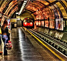 London Metro HDR by Fojo