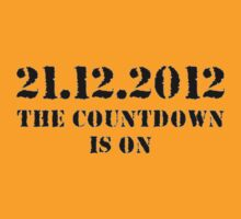 2012: The Countdown is On by taiche
