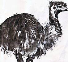 emu#2 by WoolleyWorld