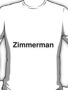 Zimmerman T-Shirt