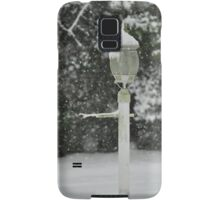 Lamp in Snow, As Is Samsung Galaxy Case/Skin