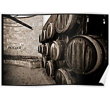 Hollick - winery Coonawarra SA Poster