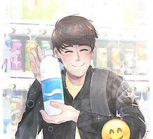 Kawaii Ian Hecox in Japan by Didyoujustboop