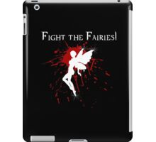 Supernatural Fight the Fairies v2.0 iPad Case/Skin