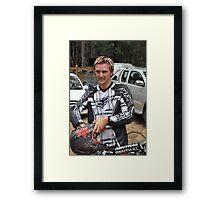 Chris Gembrook Framed Print