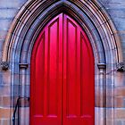Church Door  by Deborah McGrath