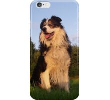To err is human, to forgive, canine. iPhone Case/Skin