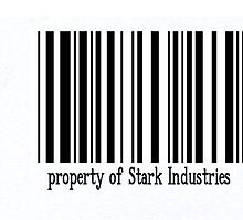 property of Stark Industries by bethyb25