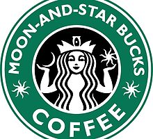 Moon-and-star bucks by Chris McLeary