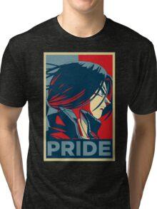 Pride! Trunks Tri-blend T-Shirt