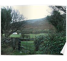 Co. Clare - The Burren Poster