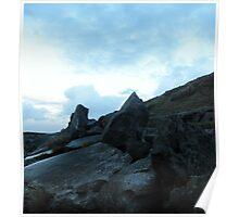 Limestone - The Burren Poster