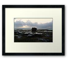 The Burren - Co. Clare Framed Print