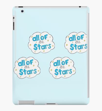 All of our Stars iPad Case/Skin