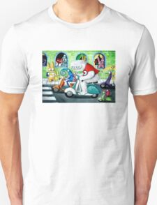 Scooter rally - Yeti and Co. T-Shirt