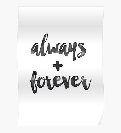Always and Forever Poster