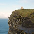 The Cliffs of Moher Co. Clare by lindart48