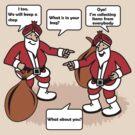 Punjabi Santas by artyrau