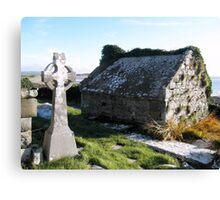 Ennystymon - Co. Clare Canvas Print