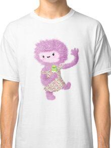 Summer Furry Lady Classic T-Shirt