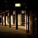 pier #2, sunset by gematrium