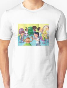 Hair Beauty Saloon T-Shirt