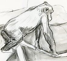 Stalking Rigo by WoolleyWorld