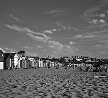 Brighton Beach by ianhar