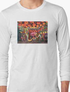 Chinatown Animals Long Sleeve T-Shirt