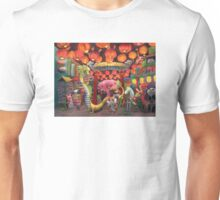 Chinatown Animals Unisex T-Shirt