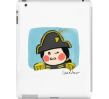 Admiral Queenie iPad Case/Skin