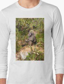 Baboon Long Sleeve T-Shirt