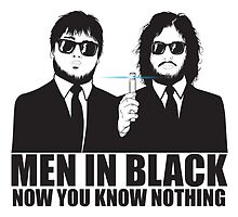 Men in The Black by greglaporta