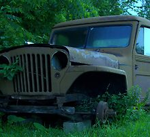 old jeep by StoneAge