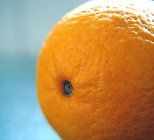Icy Orange by TriciaDanby