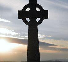 Celtic cross - Rock of Cashel by lindart48