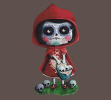 Dead Red Riding Hood One Piece - Short Sleeve