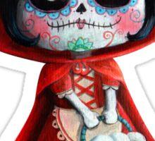Dead Red Riding Hood Sticker