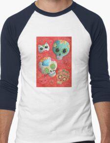 Colourful Sugar Skulls T-Shirt